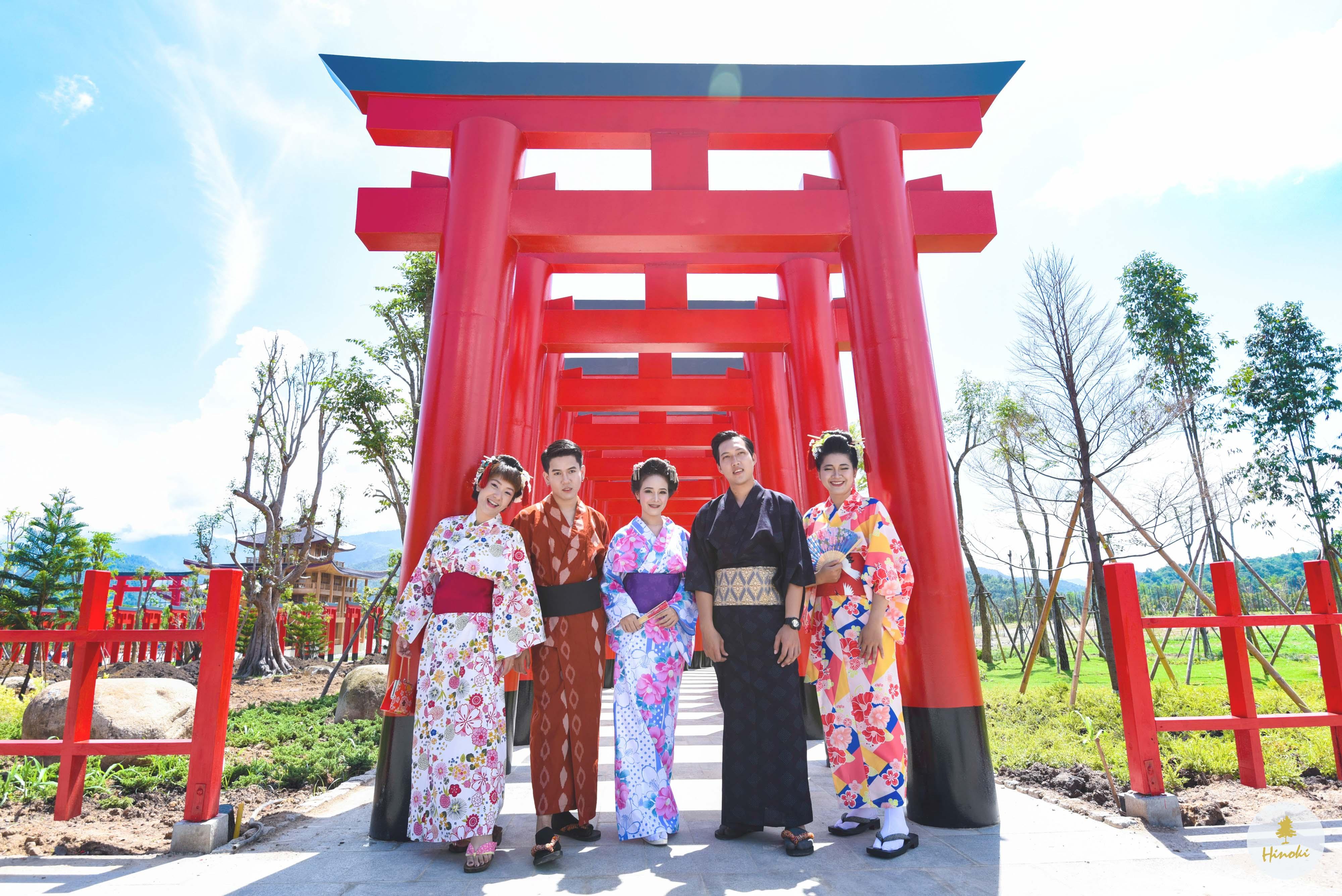 HINOKI land ที่เที่ยวเชียงใหม่สไตล์ญี่ปุ่น นครศรีดีย์