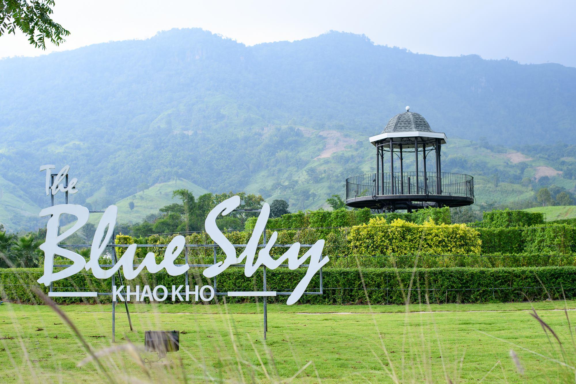 The Blue Sky Resort เขาค้อ นครศรีดีย์