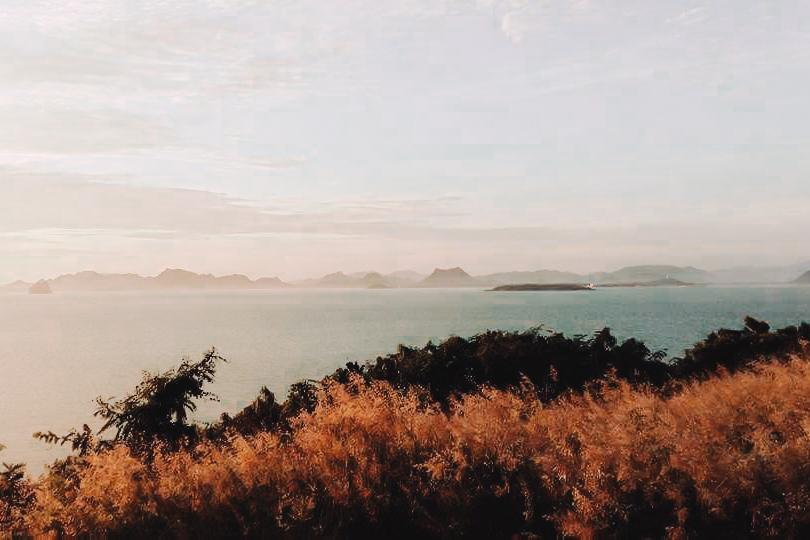 ที่เที่ยวสุราษฎร์ธานี เกาะนกเภา ดอนสัก นครศรีดีย์