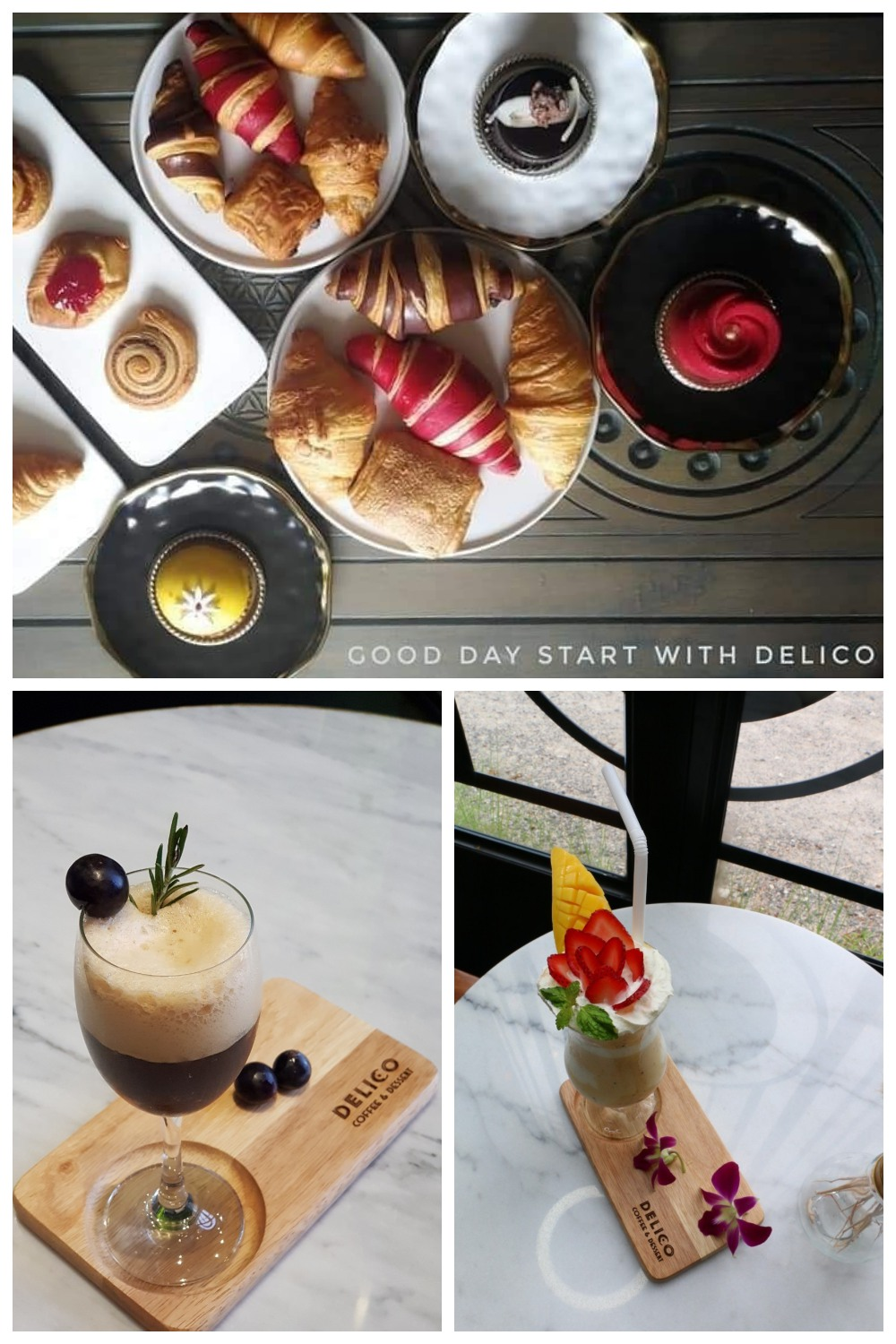 Delico Decoration Coffee And Dessert Phuket นครศรีดีย์