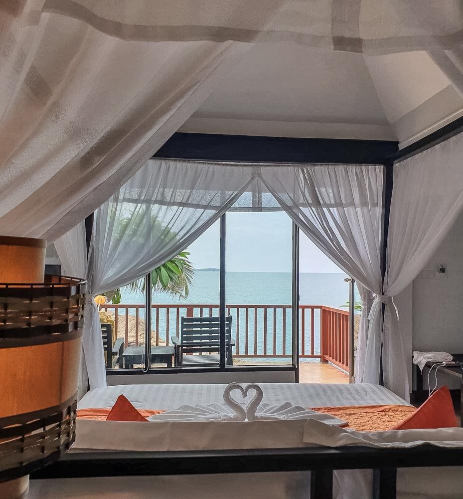 Merit Resort วิลล่าวิวทะเล เกาะสมุย นครศรีดีย์