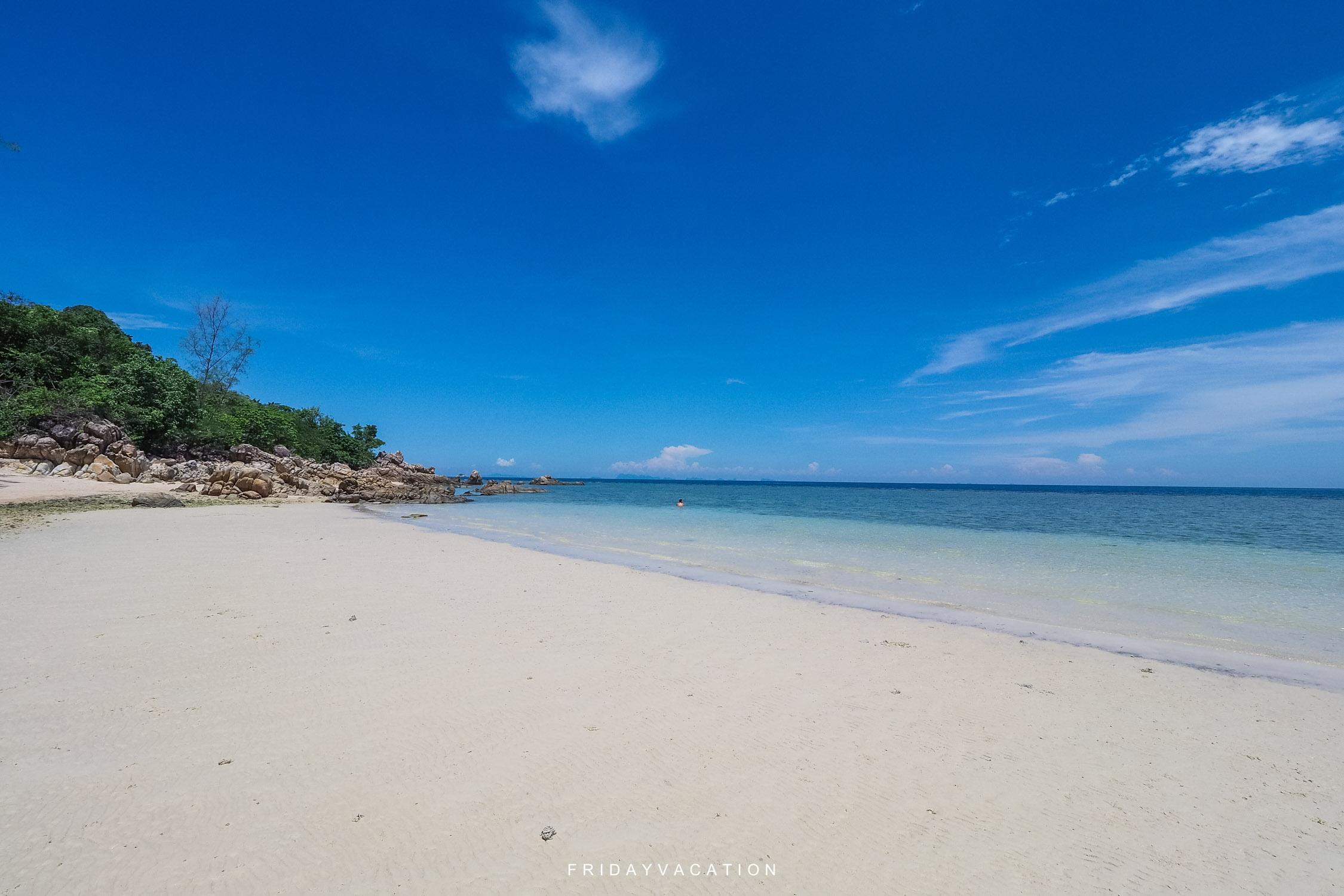 15 หาดสวยน้ำใส สมุย พะงัน เต่า นางยวน นครศรีดีย์