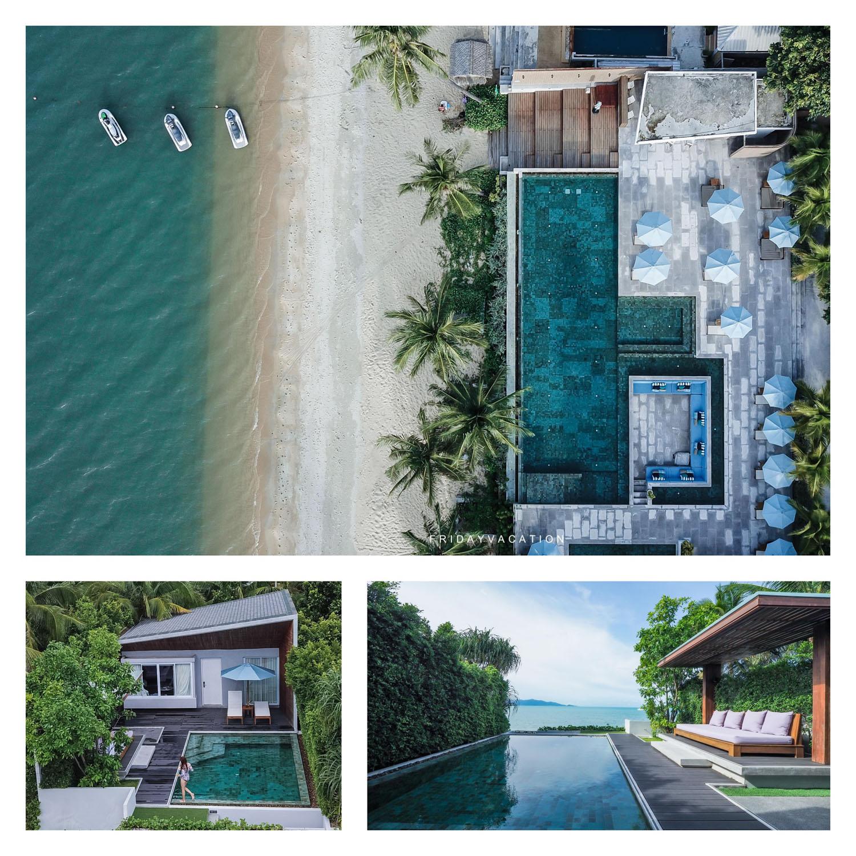 10 ที่พัก เกาะสมุย เกาะพะงัน เกาะเต่า นครศรีดีย์