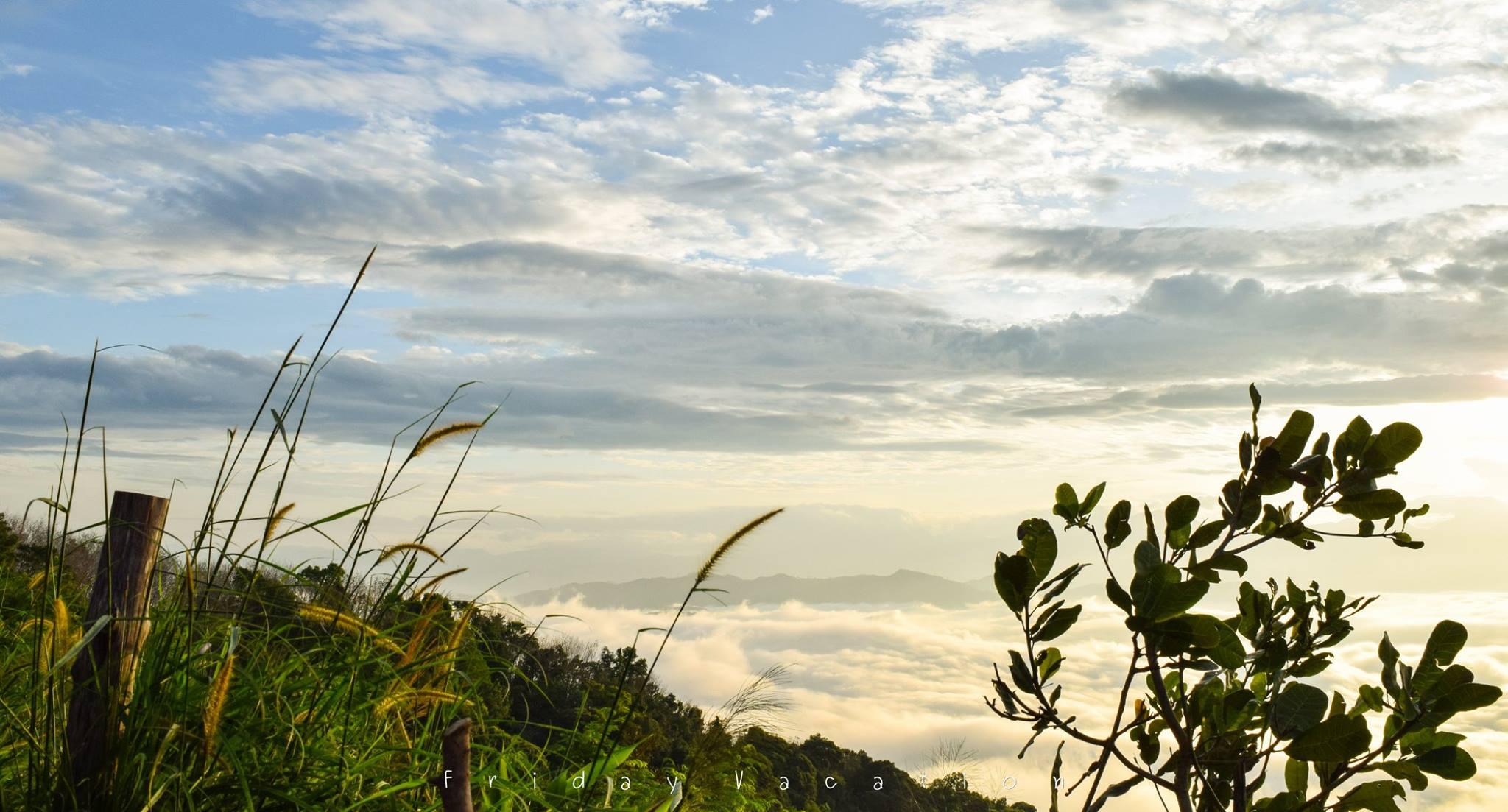 ฝนนี้ที่เมืองคอน นอนดูทะเลหมอกเขาศุนย์ นครศรีดีย์