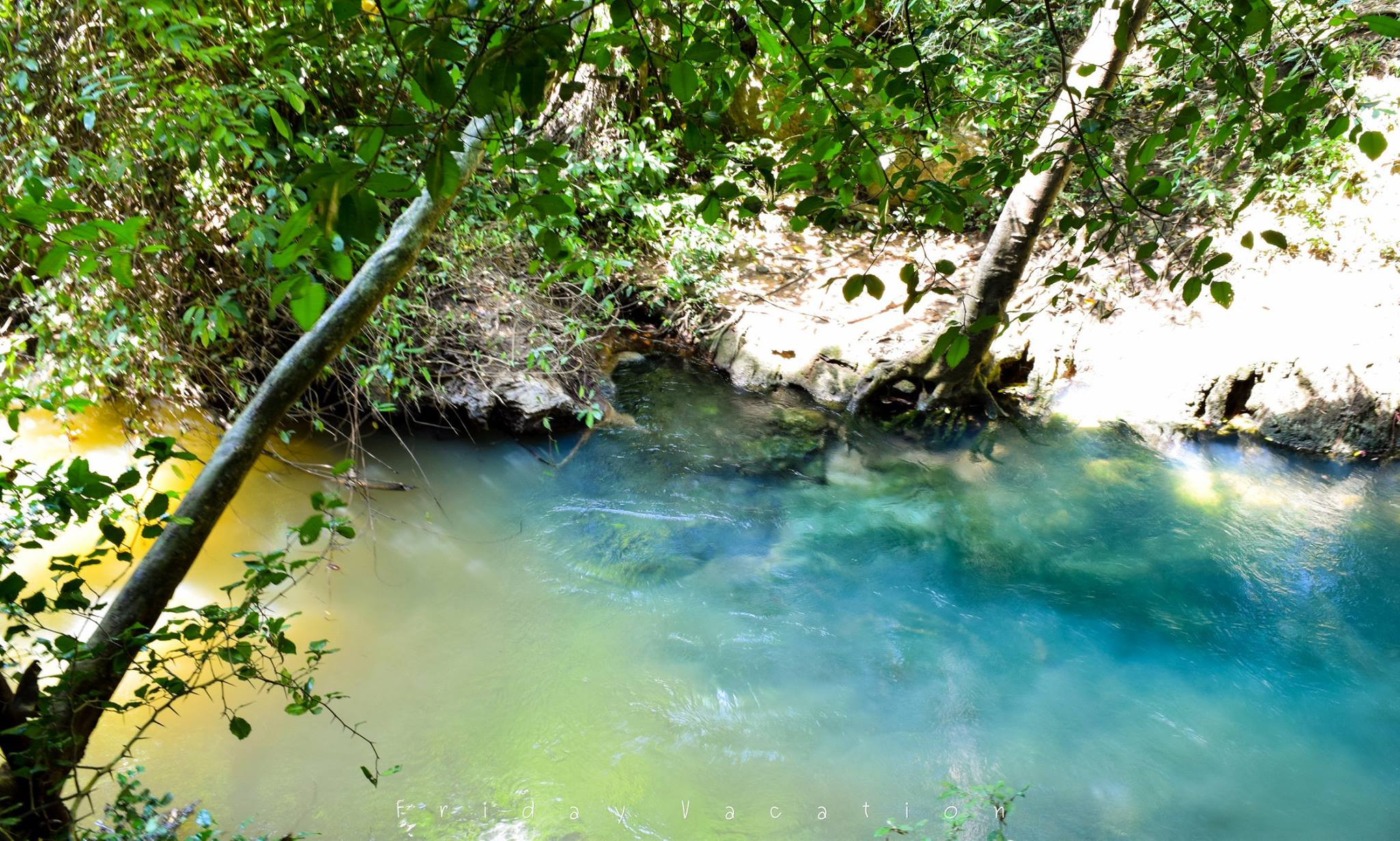 6 แหล่งน้ำจืดสีฟ้าใสแจ๋วแห่งแดนใต้ สวยจนต้องไปให้ครบ นครศรีดีย์
