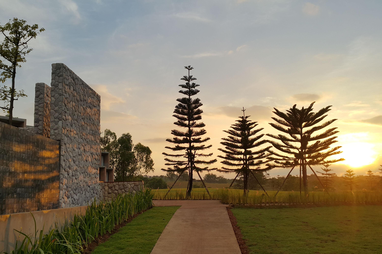 DE CAPOC resort ที่พักเขาค้อมีสระว่ายน้ำ นครศรีดีย์