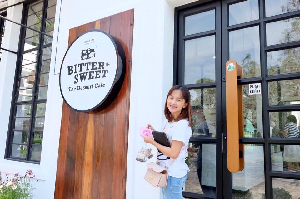 Bitter Sweet Cafe นครนายก นครศรีดีย์