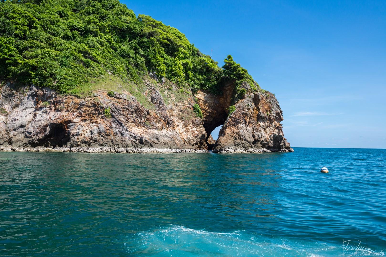 ดำน้ำใสๆที่เกาะทะลุ นครศรีดีย์