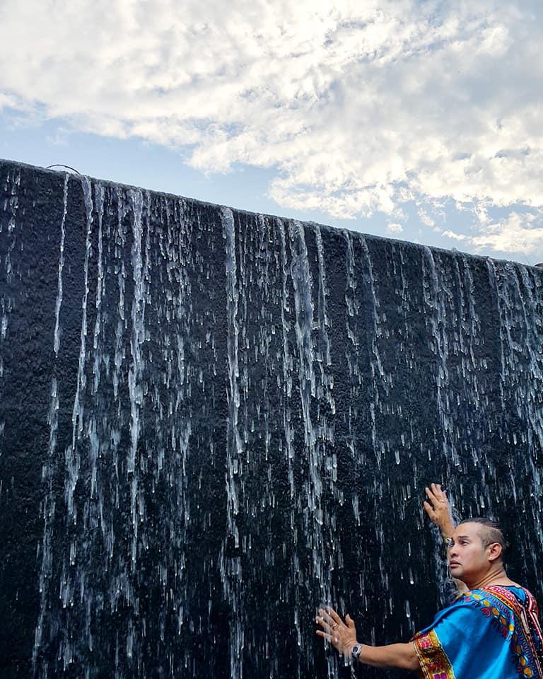 ฝายกั้นน้ำปางสวรรค์ ไร่เขาโอบเรา ที่เที่ยวใหม่ อุทัยธานี นครศรีดีย์