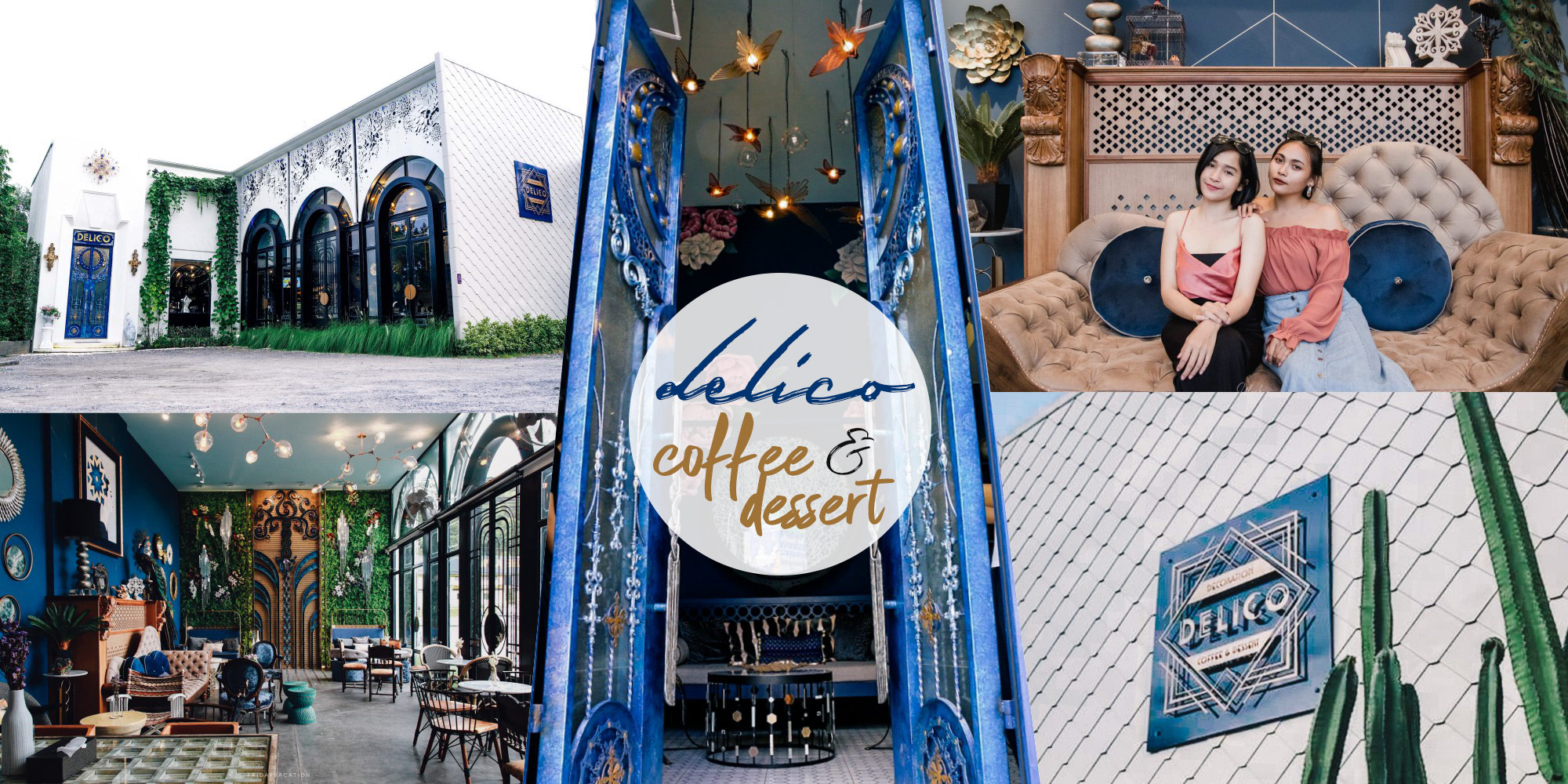 Delico Decoration Coffee And Dessert Phuket